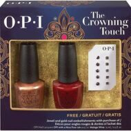 НаборThe Crowning Touch(Лак OPI 2шт)